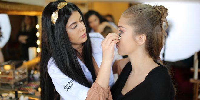 دوره آرایشگری در ترکیه
