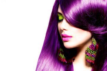 رنگ مو تیراژه