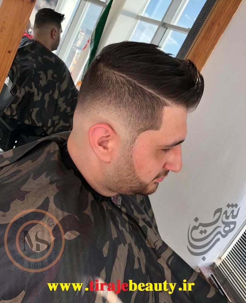 آموزش آرایشگری مردانه