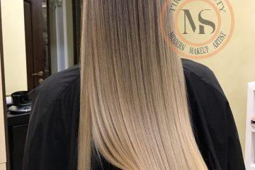 کراتینه مو در استانبول