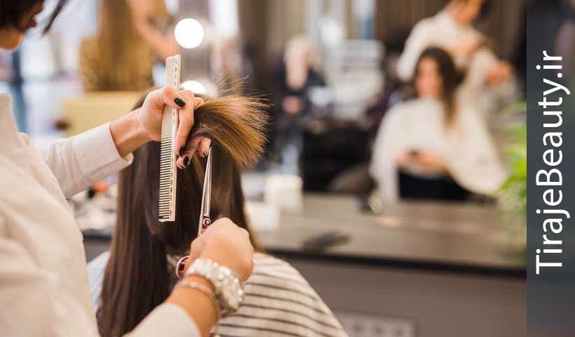 تضمین مهاجرت با آرایشگری